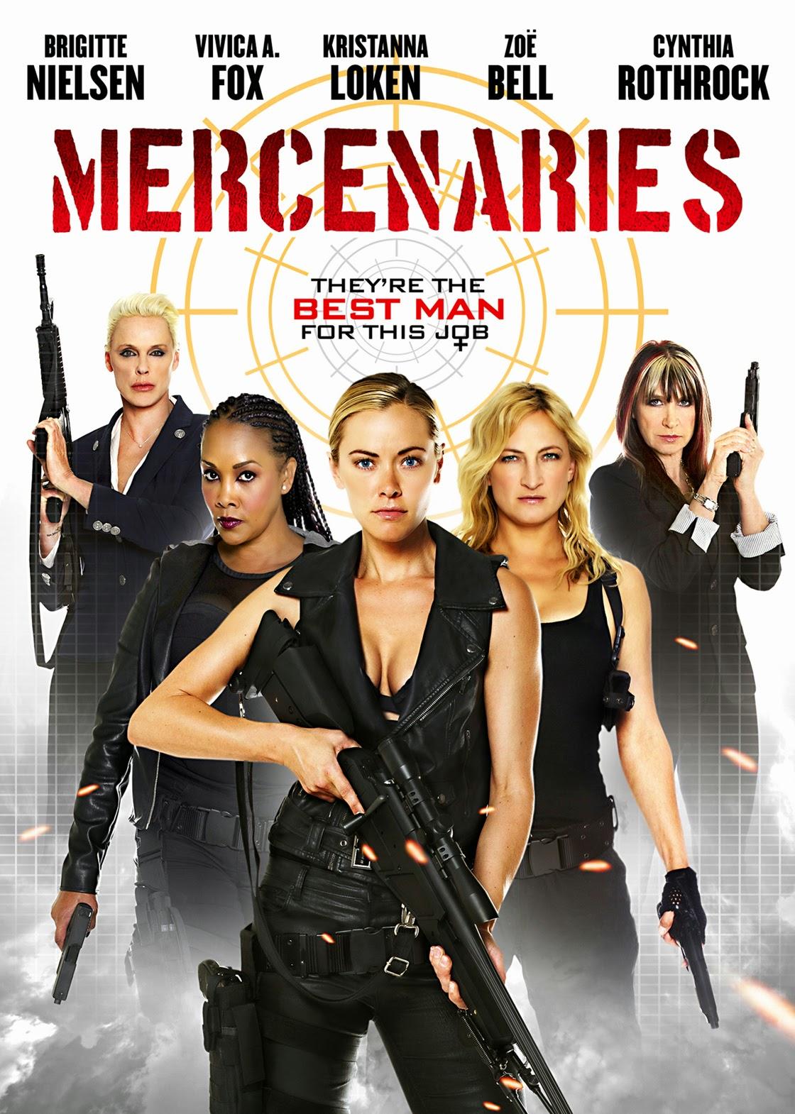 Mercenaries โคตรพยัคฆ์สาว ทีมมหากาฬ [HD]