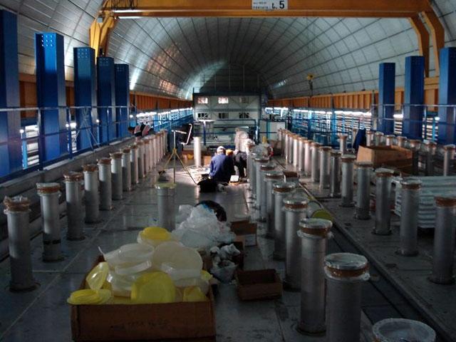 Reaktor Nuklir Rahasia Bawah Tanah Di Abkhaza