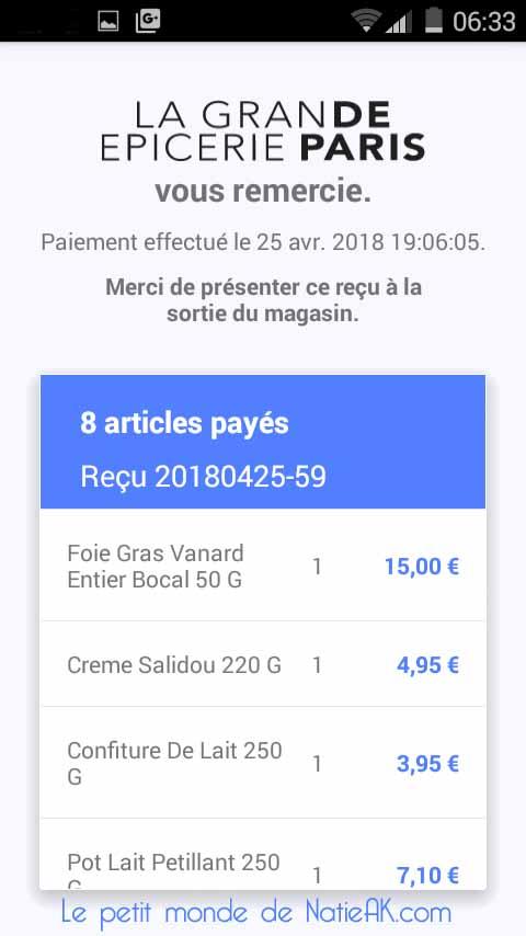 NEOS Appli de paiement multi-services