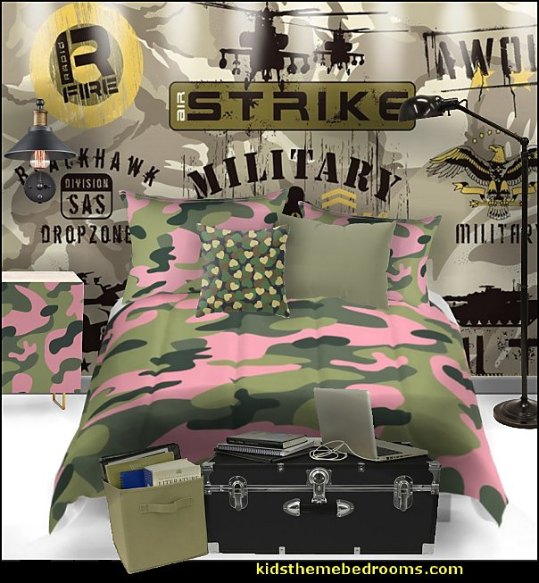 army pink camo girls bedroom  army pink camo girls bedroom  girls army . army themed bedroom Pink Camo pink camo decor