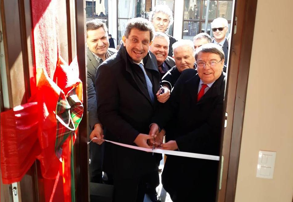 Ο Δήμαρχος Ι.Τζίτζιος εγκαινιάσε έργα 5 εκ.ευρώ στον Αγ.Νικόλαο
