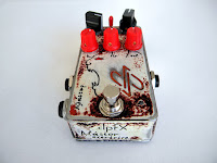 dpFX ALASTOR Guitar Overdrive/Distortion (Αλάστωρ)