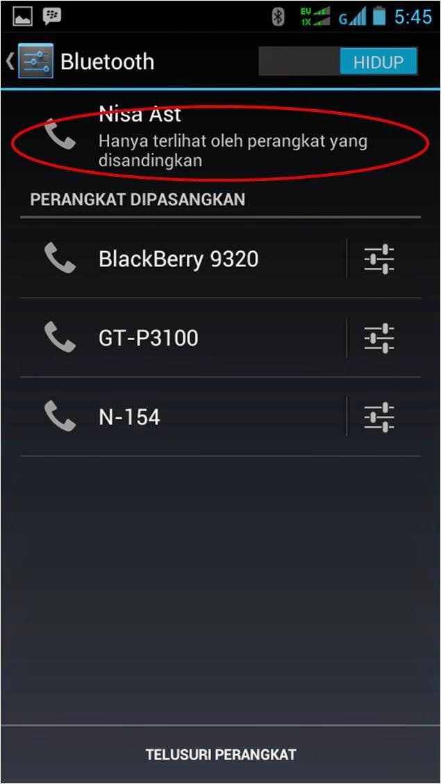 Cara Mengatasi Bluetooth di Android Tidak Terdeteksi