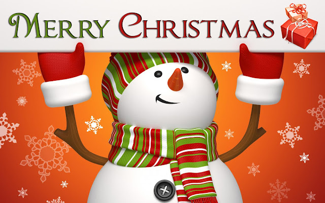 Cute Merry Christmas Wallpapers HD