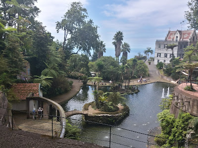 jardim tropical garden Monte Palace Madeira