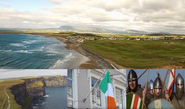profil irlandia