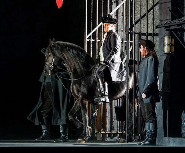Beethoven: Fidelio - Simon Neal - Royal Opera (Photo ROH/Bill Cooper)