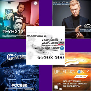 In The Mix 10.07. - 16.07.2020 on Radio DJ ONE