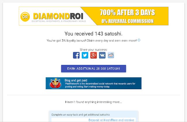 Gana Bitcoin gratis con ClaimBTC