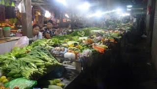 Mercado de Siem Reap, Old Market.
