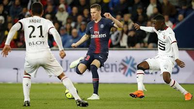 مشاهدة مباراة باريس سان جيرمان ورين بث مباشر اليوم