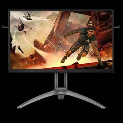 ESPECIALISTAS EM MONITORES DE GAMING ANUNCIAM O NOVO AG273QX