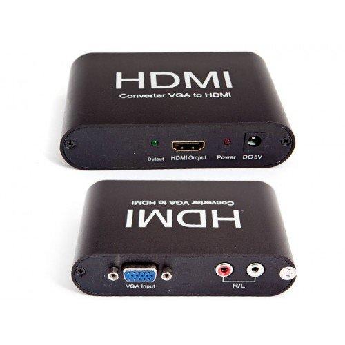 Bộ chuyển VGA to HDMI