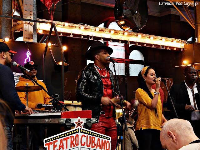 Koncert Tripulacion Cubana na fiesta latino w Hali Gwardii