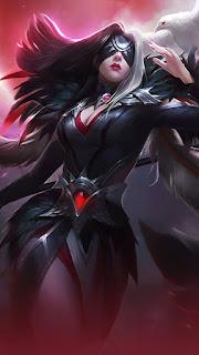 Pharsa Wings of Vengeance Heroes Mage of Skins V2