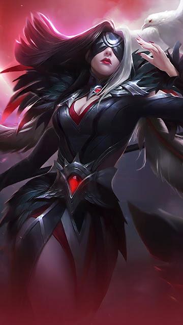 Pharsa Wings of Vengeance Heroes Mage of Skins
