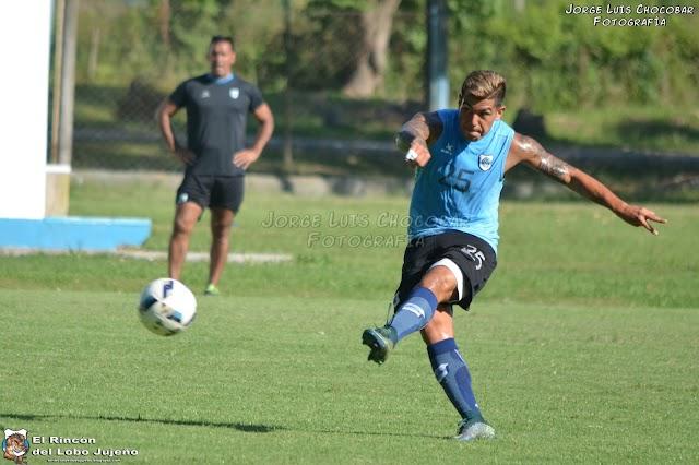 Gamboa rearma el once pensando en Argentinos Jrs.