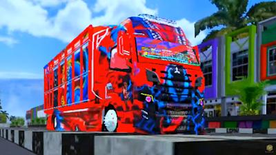 MOD Truck Kontes terbaru 2021