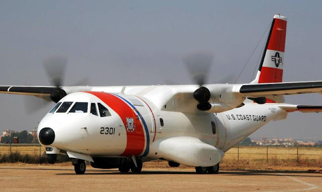 CN235 transformed into HC-144A for U.S. Coast Guard