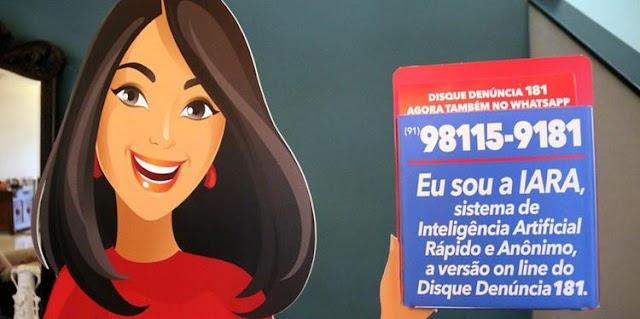 Novos canais de denúncias do Pará receberam 4 mil contatos em uma semana