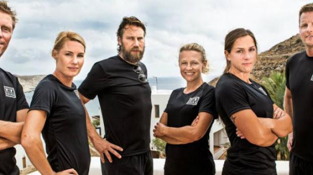 Ολυμπιονίκες και παγκόσμιοι πρωταθλητές της Σουηδίας «επιβιώνουν» στην Ερμιονίδα
