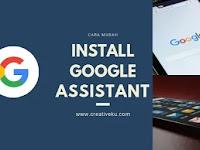 Cara Lengkap Mengaktifkan Google Asisten Bahasa Indonesia Terbaru