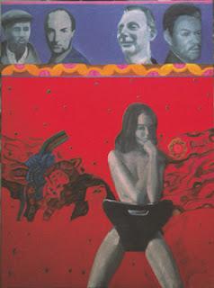 Pauline Boty, Scandal '63