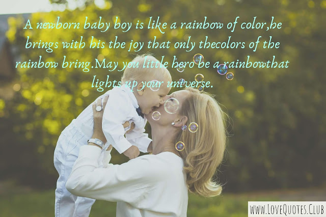 love quotes for baby boy