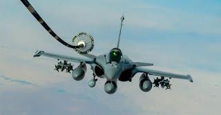 Jet Tempur Rafale