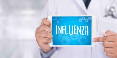 Medidas prevención influenza neumonía