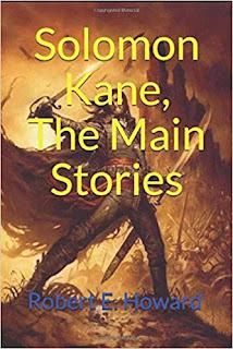 Solomon Kane Best Book