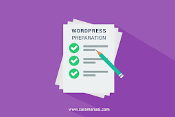 Persiapan Awal Sebelum Membuat Blog di WordPress Self-hosted