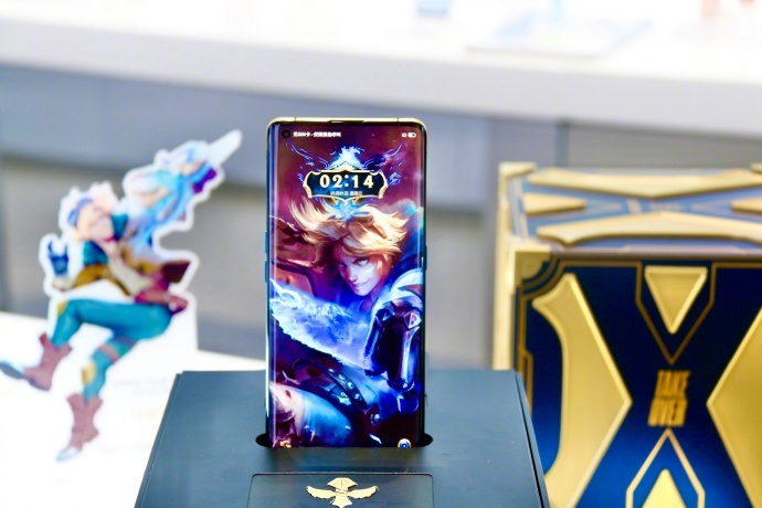 Oppo Find X2 League of Legends Edition Is Here