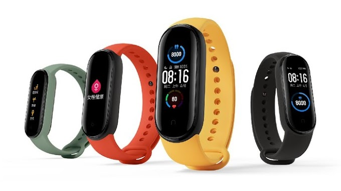 Xiaomi Mi Smartband 5 Review
