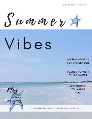 25 Sweetpeas Summer Vibes Magazine
