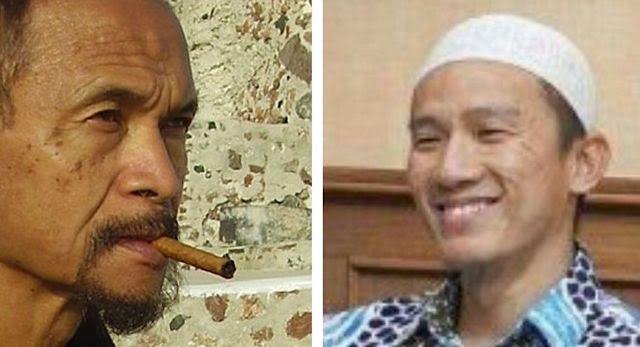 Goenawan Mohamad, Felix Siauw, dan NKRI