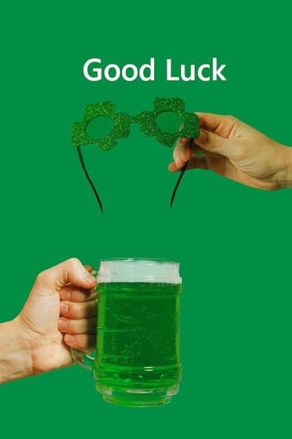 Good Luck,Good Luck,