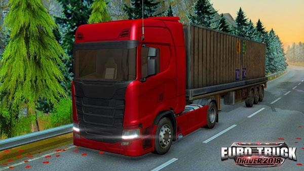 Euro Truck Driver – 2018 v1.1.0 Apk Mod [Money]