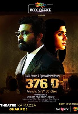 376 D (2020) Hindi 720p WEB-DL Download