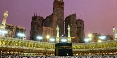 Alhamdulillah, Bisa Lihat Bagian Dalam Ka'bah Dengan Gambar 360 Derajat