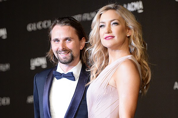 Kate Hudson broke up with Matthew Bellamy and twisted romance with Derek Hafom
