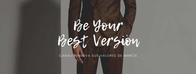 Canali be your best version