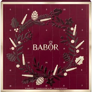 Kalendarz adwentowy 2019 Babor
