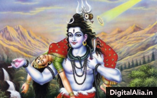 lord mahadev wallpaper