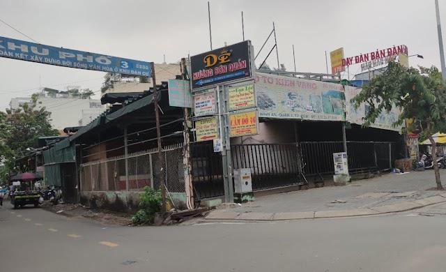 Địa chỉ quán Dê Hương Sơn Quán: 81 đường số 12, Bình An, Quận 2