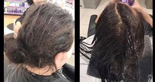 Έπασχε από κατάθλιψη και δεν είχε χτενίσει τα μαλλιά της για πάνω από 6 μήνες. Τότε μια κομμώτρια, της έκανε το καλύτερο δώρο!