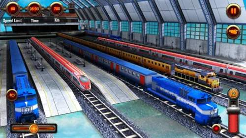 Train Racing Games 3D 2 Player Free Download