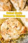 #Baked #Garlic #Parmesan #Chicken