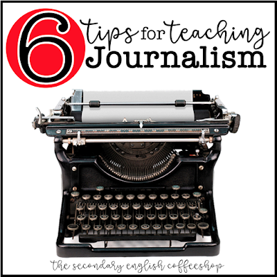 Tips for teaching journalism