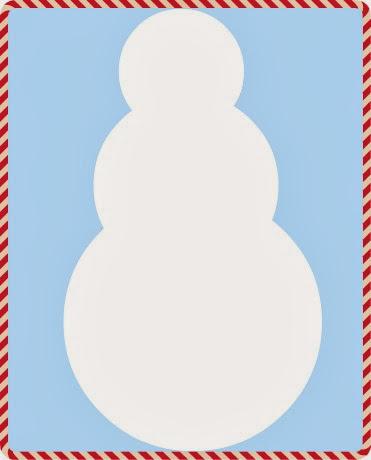 Blue Skies Ahead Printable Christmas PlayDough Mats!